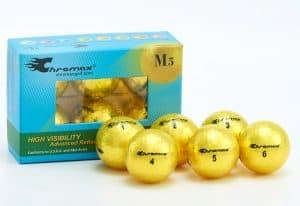 M5 Yellow 6Pk