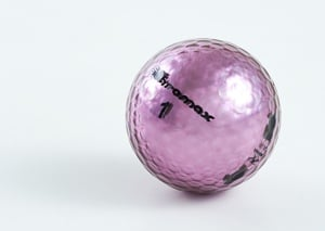 Purple Golf Balls