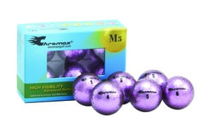Purple Golf Balls