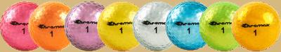 Eyesight Challenged Golf Balls