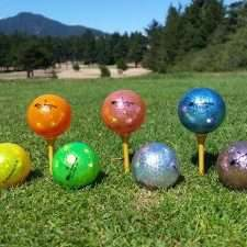 Colored Golf Ball Gifts